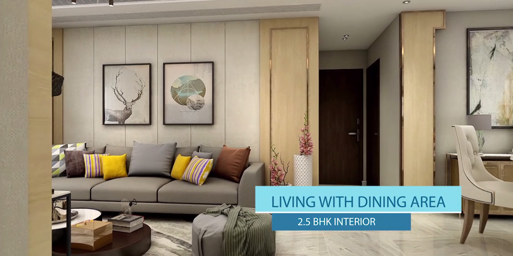 2.5 BHK Spacious House