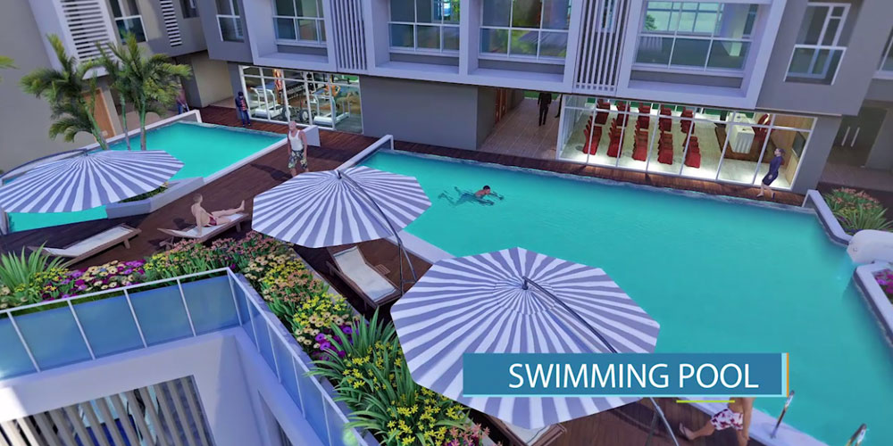 3 bhk Houses with swimming pool in andheri east